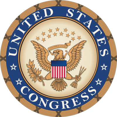 US Congressional Seal PSD