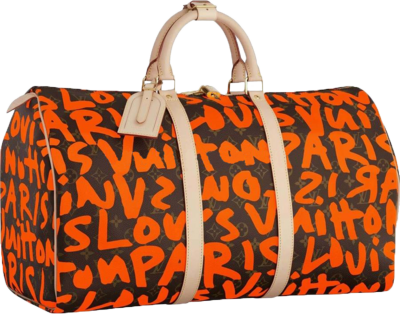 Louis Vuitton Duffle Bag 5 PSD