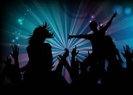 Dance Party Graphics