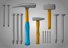 Hammers and Some Nails