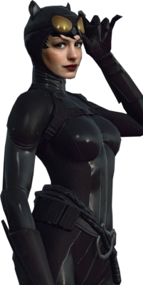 Catwoman: Anne Hathaway PSD