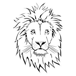 LION FREE VECTOR 5.eps