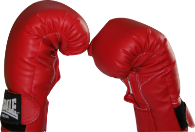 Boxing Gloves PSD