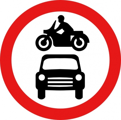 Road Signs Evel Knievel