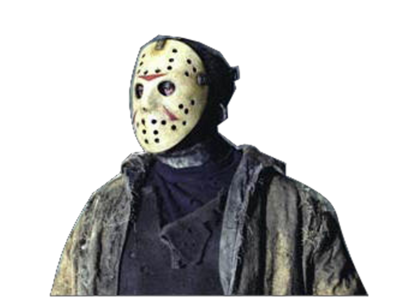 Jason Vorhees PSD