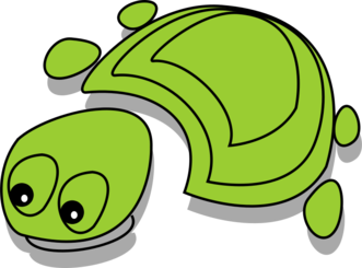 Green Tortoise (cartoon)