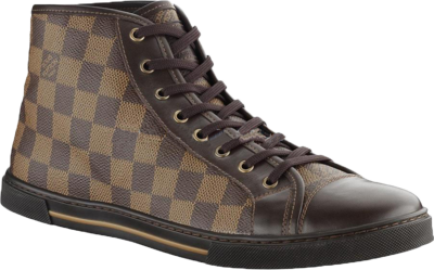 Louis Vuitton Punchy Sneaker Boot In Damier Canvas PSD