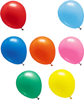 Balloons W/OUT String PSD