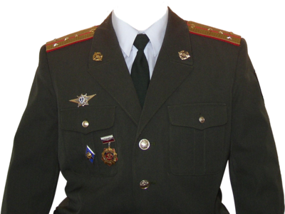 Military Suit PSD