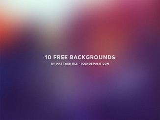 10 Free Backgrounds