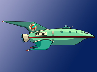 Futurama, Ship Express