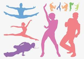 Dancing People Graphics