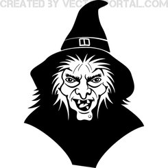 WITCH VECTOR IMAGE.eps