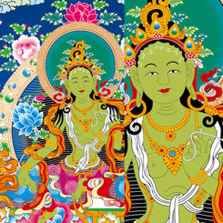 Thangka Ai Bodies Of Law, Vajradhara Vector (toll Stations Do N Thangka Law