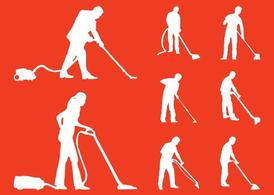 Cleaning People