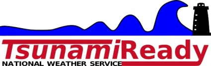 Tsunami Ready Logo Converted From Government Website Bitmap