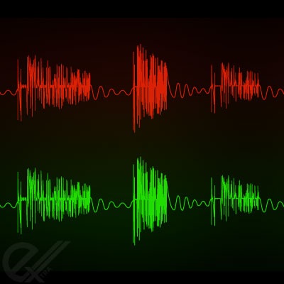 Free Soundwave Vector download