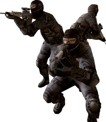 Soldiers PSD