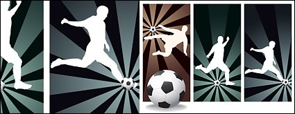Football figures in Pictures