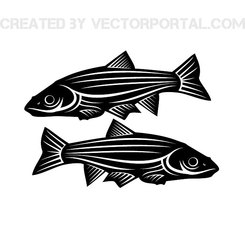 FISH FREE VECTOR.eps