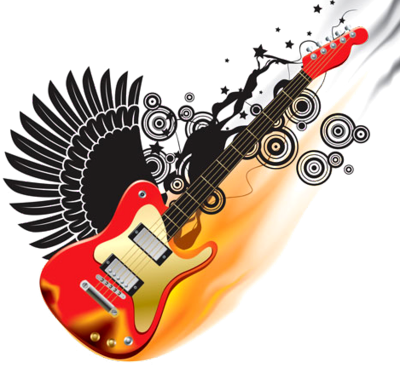 Music Vector PSD