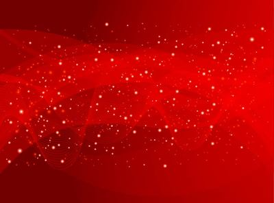 Gauzy Bright Spiral lines Background with Stars