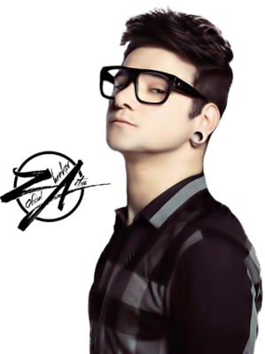 SKRILLEX 2 NEW LOOK PSD
