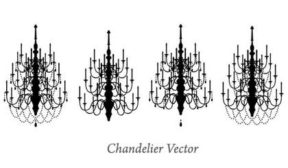 Free Vector Chandelier Images