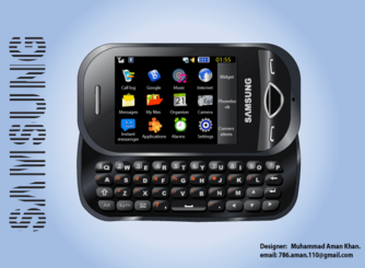 Samsung B3410 Mobile Phone