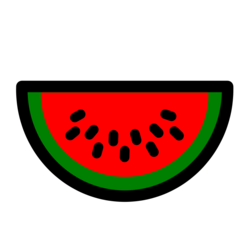 Watermelon icon 1