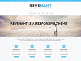 Revenant Free PSD Template