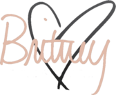 Britney Spears - Single's collection logo PSD