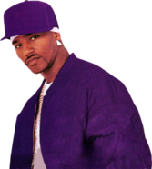 cam Ron (with purple jacket) PSD