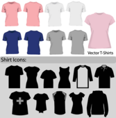 Free Blank T-Shirt Template