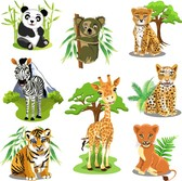 Variety Of Animals