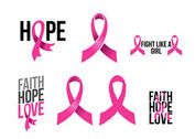 Breast Cancer Ribbons