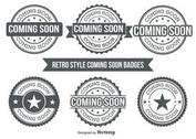 Coming Soon Badges