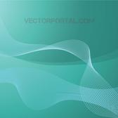 WAVY FLOWING LINES VECTOR GRAPHICS.eps