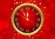 Holiday Clock
