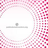 PATTERN WITH PURPLE DOTS VECTOR.eps