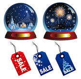 Crystal Ball And Sale Of Label