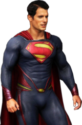 Superman Man of Steel PSD