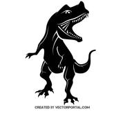 DINOSAUR VECTOR GRAPHICS.eps