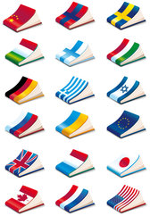 Notebook Cover National Flag Notebook