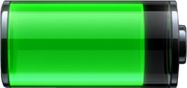 iPod Touch Battery Meter PSD