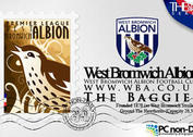 West Bromwich Albion Logo+Stamp