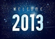 Welcome 2013 New Year