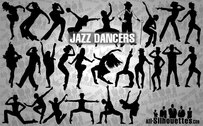 26 danseurs de jazz
