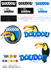 DouDou linux - Mascot and Logo Contest