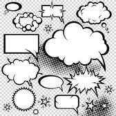 Dialog clouds, Free